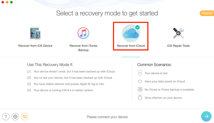 Can't Restore from iCloud Backup after iOS 11 or 11 1 Update