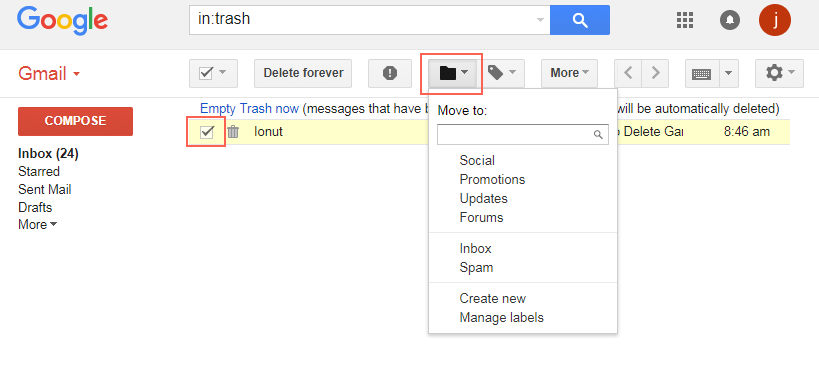 How To Recover Deleted Emails From Gmail On Windows Mac